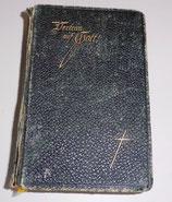 Gesangbuch - Vertrau auf Gott - Halle a. d. S. 1918