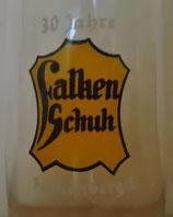 Bierglas Falkenschuh