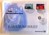 Jubiläumsbrief zum Jahreswechsel - 1999/2000