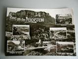 Ansichtskarte - Rund um den Lilienstein