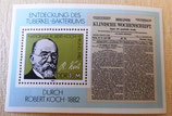 Briefmarke - Robert Koch 1882 - DDR