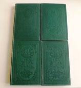 Platens Sämtliche Werke in vier Bänden