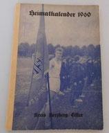 Heimatkalender Kreis Herzberg 1960