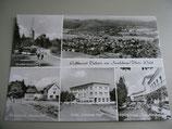 Ansichtskarte - Luftkurort Tabarz