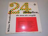 Klaus Wunderlich - 24 Melodien, die man nicht vergißt