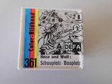 Filmrolle in Plastikbox - Hase und Wolf: Schauplatz-Bauplatz
