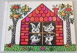 Meine lieben Tiere - Pappbilderbuch