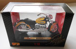 Modell-Motorrad - Honda F6C1 - Special Edition - Maisto