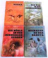 Liselotte Welskopf-Henrich - Die Söhne der grossen Bärin - Band 1-4 - Altberliner Verlag