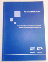 IHK Weiterbildung - Geprüfter Sekretariatsfachmann, geprüfte Sekretariatsfachfrau