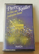 Party-Knüller - 55 Hits am laufenden Band - Amiga - Kassette