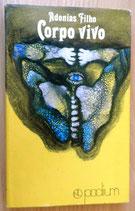 Adonias Filho - Corpo vivo - Verlag Neues Leben Berlin 1975