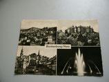 Ansichtskarte - Blankenburg/Harz