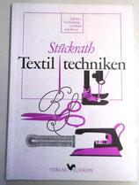 Stückrath Textiltechniken Schülerheft - Verlag G. Hahn