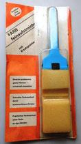 Farbfeinstreicher mit Ersatzpolzer - OVP