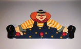 Kindergarderobe Holz Clown