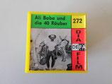 Filmrolle in Plastikbox - Ali Baba und die 40 Räuber