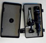 RFT Mikrofon mit Stativ und Box - DM 2413 M - RFT FML - DDR