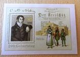 Briefmarke - 200. Geburtstag Carl Maria von Weber - DDR 1986