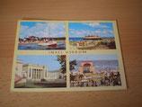 Ansichtskarte - Insel Usedom