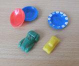 Spiele Set für Puppenhaus