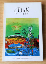 Raoul DUFY - Künstler-Taschenbücher  - VEB E. A. Seemann Verlag Leipzig