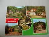 Ansichtskarte - Im Bodental