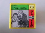 Filmrolle in Plastikbox - Pole Poppenspäler