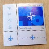 Briefmarke - 50 Jahre NATO - 1999