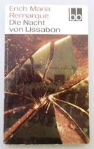 Erich Maria Remarque - Die Nacht von Lissabon - Aufbau-Verlag Berlin