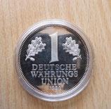 Deutsche Währungsunion BRD - DDR
