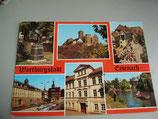 Ansichtskarte - Wartburgstadt Eisenach