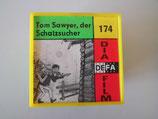 Filmrolle in Plastikbox - Tom Sawyer, der Schatzsucher