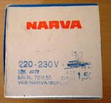 Glühbirne NARVA – 220-230V – 40W – E 27 - OVP