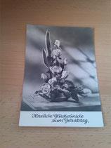 Ansichtskarte - Glückwunschkarte
