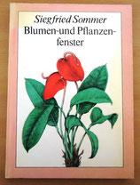 Blumen- und Pflanzenfenster - VEB Deutscher Landwirtschaftsverlag Berlin DDR