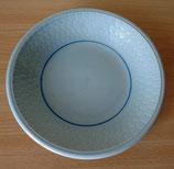 Suppenteller - tiefer Teller - Blau - Colditz Porzellan