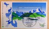 Briefmarke - Nationalpark Berchtesgaden - 1999 - gestempelt