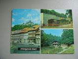 Ansichtskarte - Wenigerode (Harz)