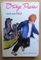 Max Zimmering - Buttje Pieter und sein Held - Der Kinderbuchverlag Berlin