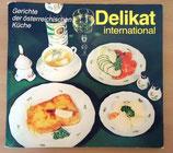 Delikat international - Gerichte der österreichischen Küche - VEB Fachbuchverlag Leipzig DDR