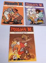 Mosaik-Hefte - Jahrgang 1980