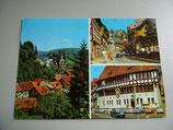 Ansichtskarte - Luftkurort Stolberg (Harz)