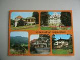 Ansichtskarte - Volksheilbad Liebenstein