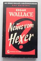 Edgar Wallace - Neues vom Hexer - Goldmanns Taschenbuch-Krimi