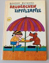 Bilderbuch - Brüderchen Zipfelzapfel von Bohdan Butenko - DDR