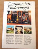 Gastronomische Entdeckungen in der DDR - Verlag Die Wirtschaft Berlin DDR