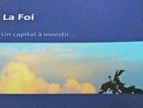 La foi, un capital à investir...