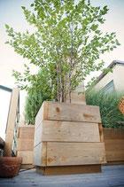 Gartenraum Wood Pot