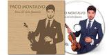 CD dedicado por Paco Montalvo (Funda de cartón)